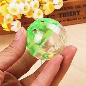 ieftine Jucării-Minge Jucărie interactivă Jucărie Pisică Jucării Cățel Animale de Companie  Jucarii Sonerie Plastic Cadou
