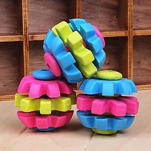 economico Portachiavi-tre colori giocattoli di masticazione di gomma a forma di palla per cani (colore casuale)