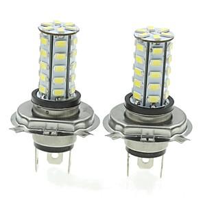 ieftine Gadget-uri De Glume-H4 20W 36x5730smd 800-1200lm 6000-6500k lumină albă condus bec pentru lampa de ceață auto (o pereche / ac12-16v)
