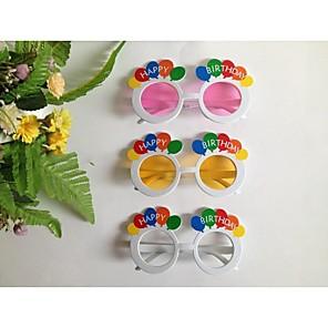 ieftine Rechizite Petrecere-ochelari forma balon de partid / ventilatoare (culoare aleatorii)