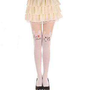 ieftine Bijuterii Lolita-Pentru femei Prințesă Sex Șosete / ciorapi Animal / Catifea