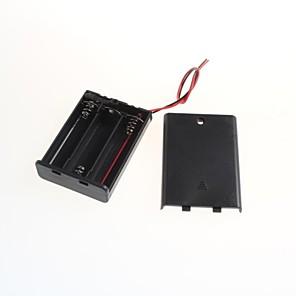 ieftine Componente DIY-sigilat cu un baterii AA 5 aa Comutator cutie 3 (2 buc)