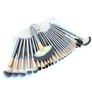 ieftine Produse Fard-Profesional Machiaj perii Seturi perie 24pcs Moale Pensule de Machiaj pentru Set Pensule Machiaj