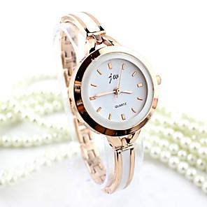 ieftine Ceasuri Damă-Pentru femei Ceas Brățară ceas de aur Quartz femei imitație de diamant Argint / Auriu Analog - Auriu Argintiu