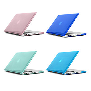"povoljno MacBook Pro 15"" maske-MacBook Slučaj Jednobojni / Prozirno plastika za MacBook Pro 13"" / MacBook Pro 15"""