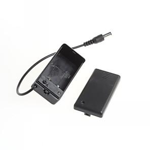 ieftine Conectoare & Terminale-9V PP3 volt caz cutie titularul baterie DC cu sârmă de plumb on / off capac