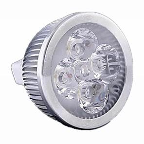 ieftine Spoturi LED-breung 1 buc 5w mr16 lumina luminoasă cu LED-uri dimmable dc12v lumină albă / lumină albă caldă