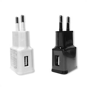 ieftine Mufă de încărcare-Încărcător Casă / Încărcător Portabil Încărcător USB Priză EU 1 Port USB 1 A pentru