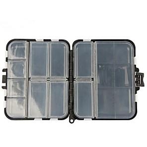 hesapli Balıkçılık Kutuları-Malzeme Kutusu Sert Plastik 12 cm 3.2 cm