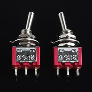 ieftine Componente DIY-comutatoare (2 buc)