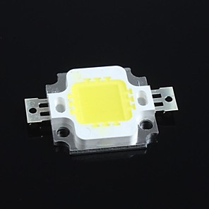 ieftine Accesorii-alb de mare putere 10W LED 10W de mare putere a condus sursă de lumină integrat