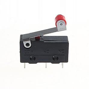 ieftine Întrerupătoare-micro comutator pentru electronica DIY (2 buc un pachet)