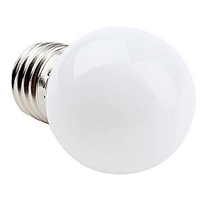 ieftine Becuri LED Glob-1 buc 1 W Bulb LED Glob 90-120 lm E26 / E27 G45 12 LED-uri de margele SMD 2835 Alb Cald Alb Rece Alb Natural 220-240 V