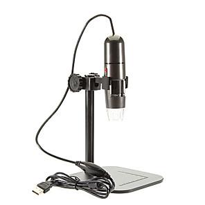 ieftine Microscop & Endoscop-reglabil 8 eșuat 1000x USB microscop digital de endoscop lupă otoscop lupă cu stand