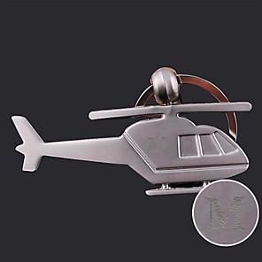 ieftine Breloage-Personalizate gravate cadou Creative elicopter formă de breloc