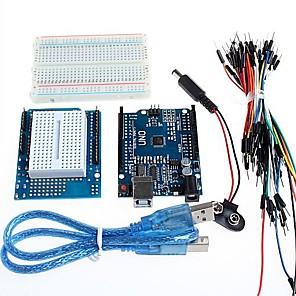 ieftine Conectoare & Terminale-uno + expansiune prototip bord și breadboard pentru Arduino