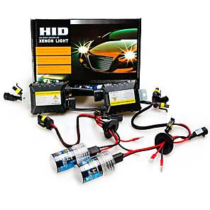 ieftine Faruri de Mașină-H7 Becuri 55W 3200lm HID Xenon Frontală For Zid mare / BMW / Ford