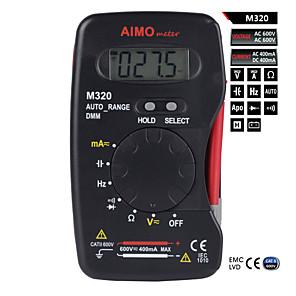 ieftine Multimetre Digitale & Osciloscoape-Multimetre - aimometer - aimometer - Afișare Digitală