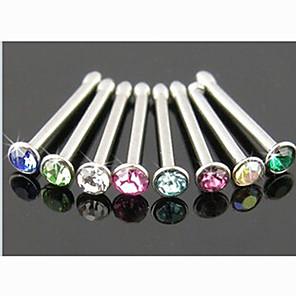 ieftine Bijuterii de Corp-Inelul nasului / nasul Stud / Piercing nas nasul Piercing Design Unic Modă Pentru femei Bijuterii de corp Pentru Zilnic Casual Cristal Cristal Diamante Artificiale