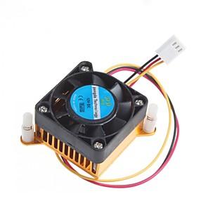 ieftine Momeală Pescuit-4 cm placă grafică pentru transporturi de răcire ventilator cu radiator radiator 12v