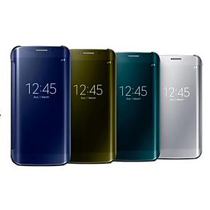 ieftine Brățări-Maska Pentru Samsung Galaxy Note 4 Oglindă Carcasă Telefon Mată PC