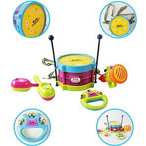 ieftine Jucarii pentru copii-Instrumente drum roll muzicale copii jucărie set