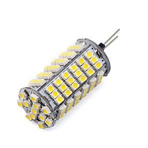ieftine Becuri LED Bi-pin-1 buc 3 W Becuri LED Corn 1200 lm G4 T 102 LED-uri de margele SMD 3528 Alb Cald Alb Rece 12 V / 1 bc / RoHs