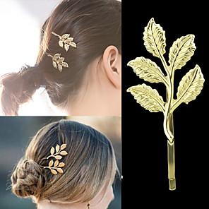 ieftine Bijuterii de Păr-Pentru femei Agrafe de păr Pentru Nuntă Petrecere Zilnic Casual Aliaj