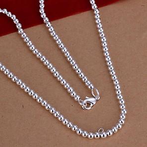 ieftine Colier la Modă-Pentru femei Lănțișoare femei stil minimalist Plastic Coliere Bijuterii 1 buc Pentru Nuntă Petrecere Zilnic Casual