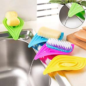 levne Koupelnové gadgety-Mýdlenky Záchod / Vana / Sprcha / Lékárny Plast Multifunkční / Šetrný vůči životnímu prostředí / Komiks / Dátek