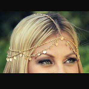 ieftine Bijuterii de Păr-Pentru femei Cordeluțe Pentru Petrecere Zilnic Casual Petrecere Nuntă Noutate Nuntă Flori Aliaj
