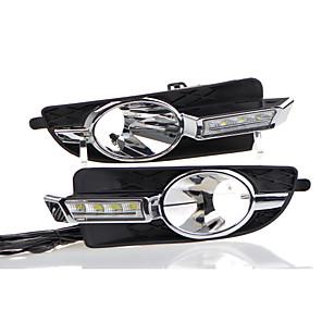 ieftine Conectori-LED - Mașină - Lumini de Poziție DRL ( 6000K