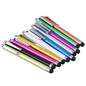 ieftine Decorațiuni Mobil-kinston® 10 x universal stylus cu ecran tactil pentru clipul telefonului iphone 8 7 samsung galaxy s8 s7 / ipad / samsung