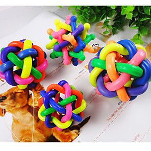 ieftine Jucării Câini-Minge Jucărie interactivă Jucărie Pisică Jucării Cățel Animale de Companie  Jucarii Nobbly Wobbly Cauciuc Cadou