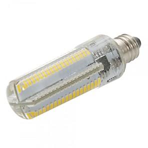 ieftine Becuri LED Corn-YWXLIGHT® 1 buc 6 W Becuri LED Corn 600-700 lm E11 T 152 LED-uri de margele SMD 3014 Intensitate Luminoasă Reglabilă Alb Cald Alb Rece 220-240 V 110-130 V / 1 bc