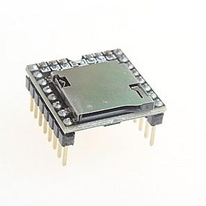 ieftine Ustensile & Gadget-uri de Copt-mini modul mp3 player pentru Arduino