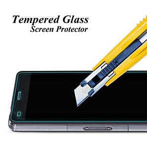 ieftine Carcase / Huse de Sony-Ecran protector pentru Sony Sony Xperia Z3 Compact Sticlă securizată 1 piesă High Definition (HD)