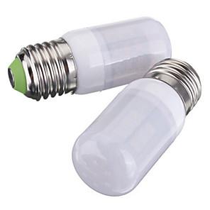 ieftine Becuri LED Corn-2pcs 3.5 W Becuri LED Corn 250-300 lm E14 G9 GU10 T 27 LED-uri de margele SMD 5730 Alb Cald Alb Rece Alb Natural 110-240 V 12 V / 2 bc / RoHs