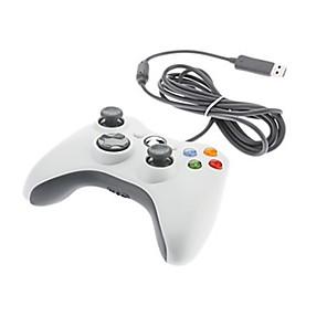 ieftine Accesorii Xbox 360-USB Controller Joc Pentru Xbox 360 . Manetă Jocuri Controller Joc ABS 1 pcs unitate