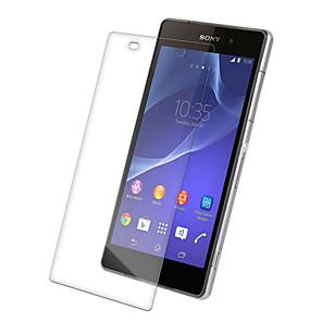 ieftine Ceasuri Damă-Ecran protector pentru Sony Sony Xperia Z3 Sticlă securizată 1 piesă High Definition (HD)