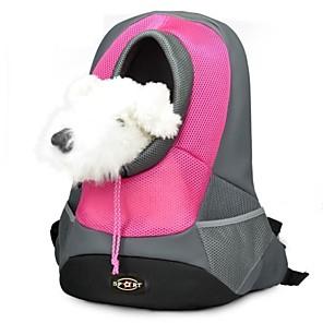 ieftine Câini Articole şi Îngrijire-Pisici Câine Portbagaje & rucsacuri de călătorie Portabil Respirabil Animale de Companie  Coșuri Material Textil Galben Rosu Verde