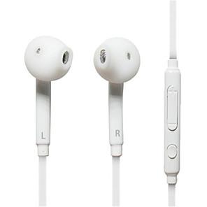 ieftine Căști-Căști cu urechi în cască de 3,5 mm cu telefon mobil cu microfon cu control de volum