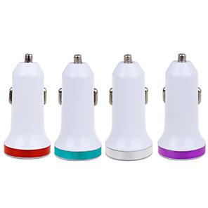 ieftine LED-uri-încărcător de mașină 5v 2.1a porturi USB usb rapid pentru iPhone samsung și altele