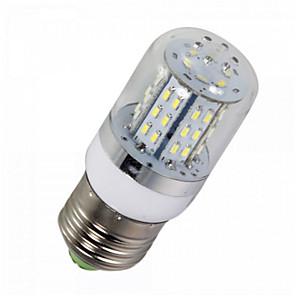 Χαμηλού Κόστους Λαμπτήρες LED τύπου Corn-YWXLIGHT® 1pc 5 W LED Λάμπες Καλαμπόκι 450 lm E14 E26 / E27 T 48 LED χάντρες SMD 3014 Με ροοστάτη Διακοσμητικό Θερμό Λευκό Ψυχρό Λευκό 12 V / 1 τμχ / RoHs