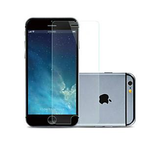 ieftine Protectoare Ecran de iPhone 6s / 6 Plus-Ecran protector pentru Apple iPhone 6s / iPhone 6 1 piesă Ecran Protecție Față High Definition (HD) / iPhone 6s Plus / 6 Plus