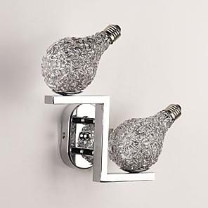 ieftine Abajure Perete-Modern contemporan Becuri de perete Metal Lumina de perete 110-120V / 220-240V 2*20 W / G9