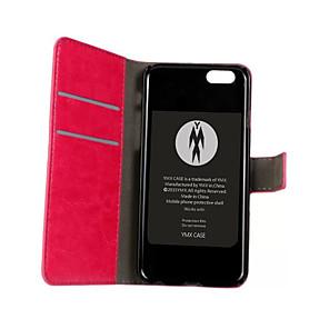 ieftine Decorațiuni de Casă-Maska Pentru iPhone 4/4S / Apple iPhone 4s / 4 Carcasă Telefon Greu PU piele