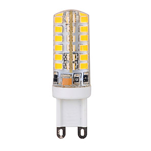 ieftine Becuri LED Bi-pin-ywxlight® g9 48LED 720lm 2835smd condus luminile bi-pini cald alb rece rece condus lampa lampă de candelabru ac 100-240v