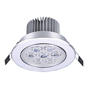 ieftine Lumini Pandativ-1pc 7w 7la instalare ușoară încastrată led lumini de tavan condus în jos lumina cald alb rece rece alb 85-265v acasă / birou