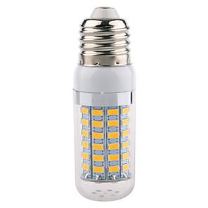 Χαμηλού Κόστους Λαμπτήρες LED τύπου Corn-1pc 4 W LED Λάμπες Καλαμπόκι 1600 lm E14 G9 GU10 T 69 LED χάντρες SMD 5730 Διακοσμητικό Θερμό Λευκό Ψυχρό Λευκό 220-240 V 110-130 V / 1 τμχ / RoHs
